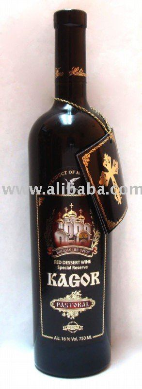 Kagor - Red Dessert Wine