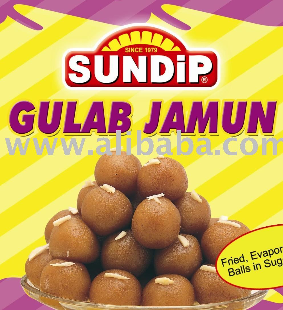 GULAB JAMUN (READY TO EAT)