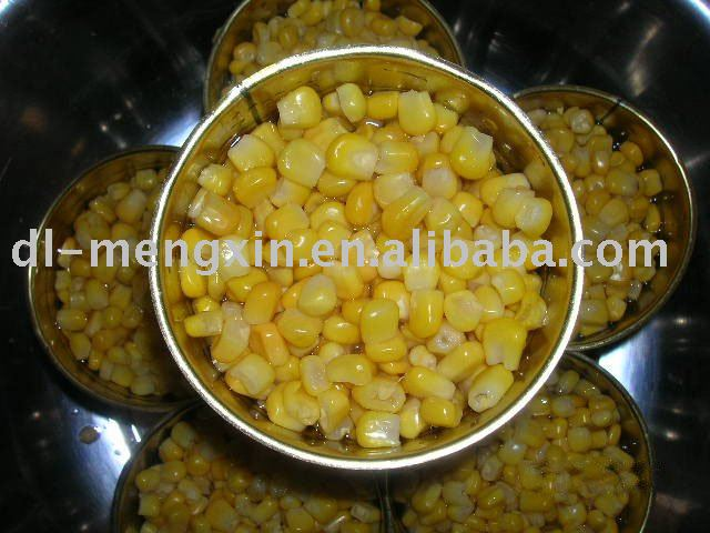 canned sweet corn in vacuum pack 340g dw250g /310g, dw170g