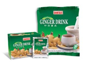 Gold Kili Instant Ginger Drink