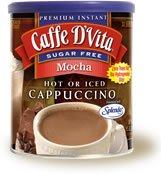 Caffe D'Vita Sugar Free Mocha