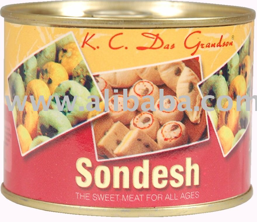 Canned Sandesh Canned Food