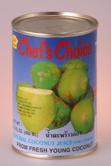 Coconut Juice for Cooking