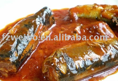 Canned Tuna Sardines Product