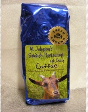 "Al Johnson's Premium Blend Coffee ""Fresh Ground"""