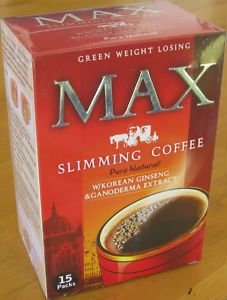 MAX SLIMMING COFFEE