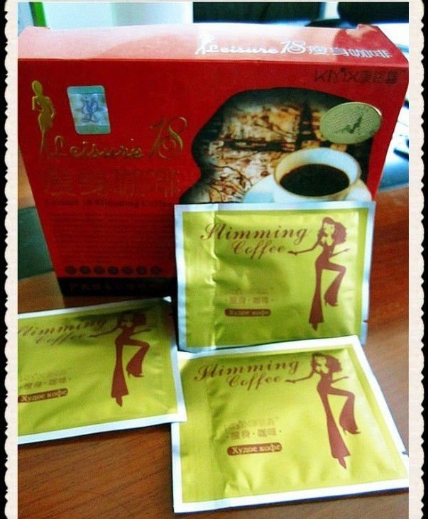 Leisure 18 coffee easy slim coffee slimming