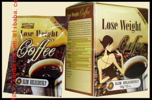 Hot Selling lose weight coffee quick slim