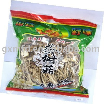 dried tea plant  mushroom   bag