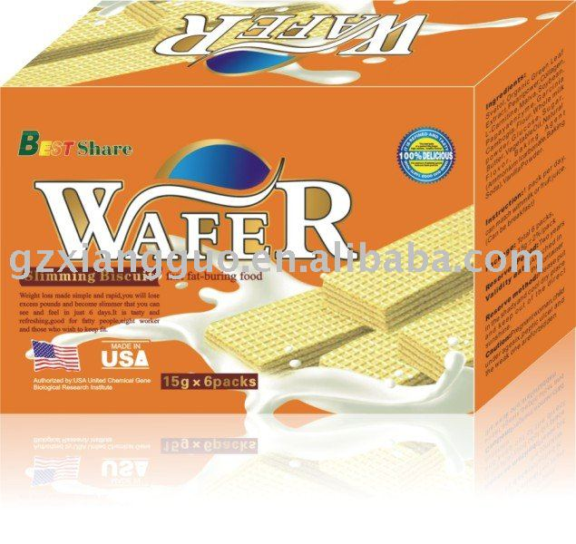 Breakfast Slimming Wafer Biscuit