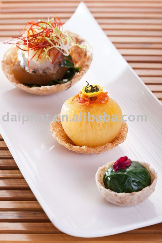 Potato finger food canape products taiwan potato finger for Canape suppliers
