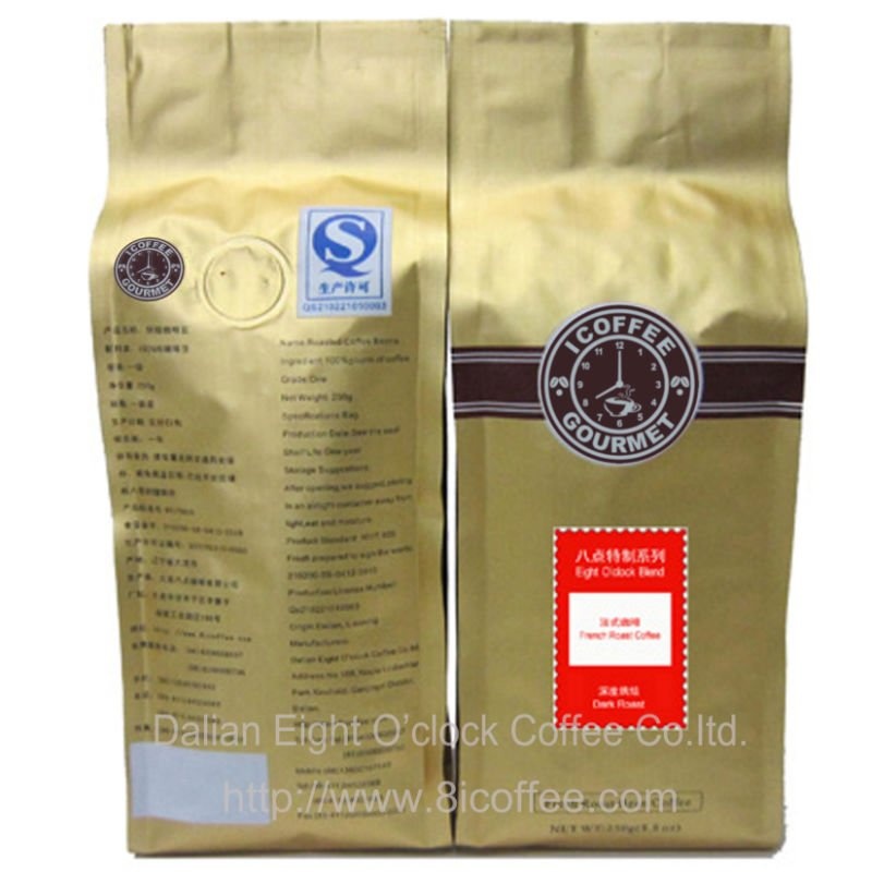 French Roast Coffee/Arabica Coffee Beans/Green coffee bean