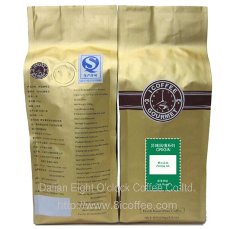 Zambia Aa Arabica Coffee Beans Green Bean