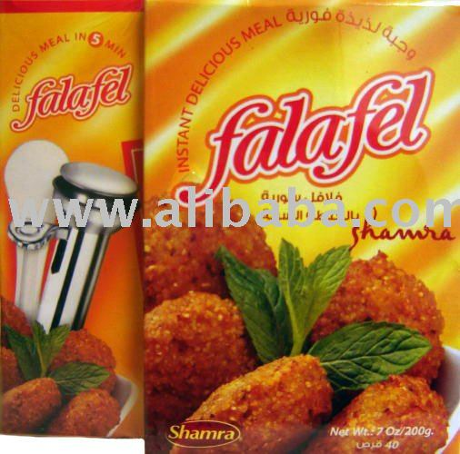 Falafel Powder with Mold Falafel