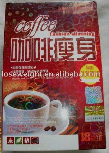 2011 Original & natural Fashion slimming coffee wholesale