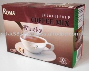 Unsweetened Whisky Coffee Mix