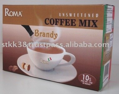 Unsweetened Brandy Coffee Mix