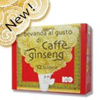 Coffee ginseng