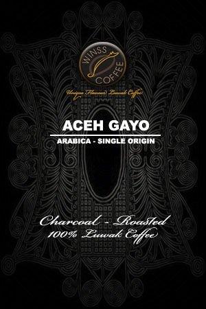 Aceh Gayo Luwak Coffee