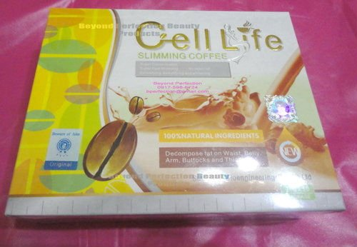 CELL LIFE SLIMMING COFFEE