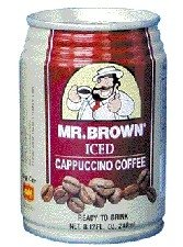 Mr. Brown Cappuccino Coffee