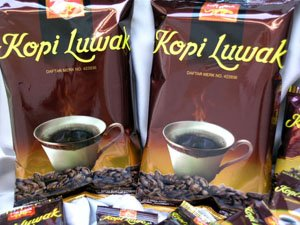 Kopi Luwak Coffee Robusta Ground 185 gr.