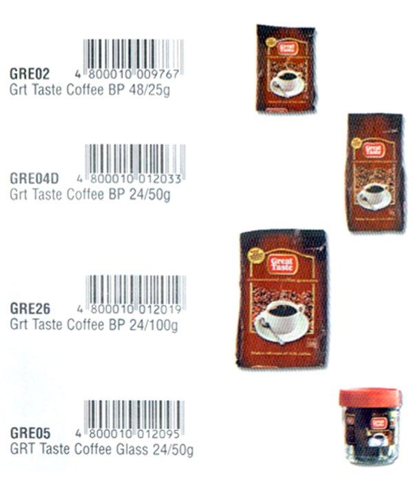 Great Taste Coffee