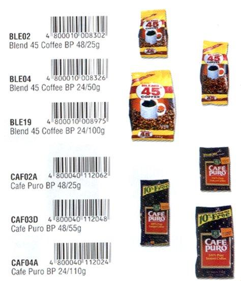Cafe Puro Coffee