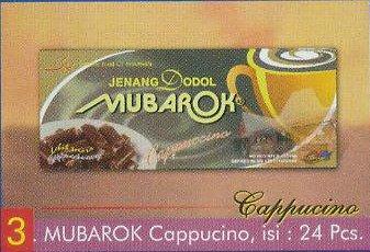 Mubarak Cappuccino