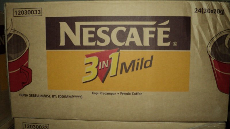 NESCAFE 3 IN 1 MILD