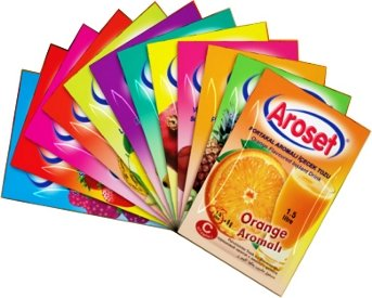 Aroset 9 Gr Flavoured Beverages