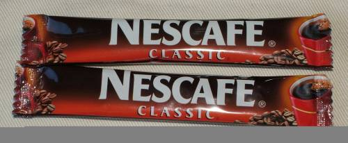 NESTLE COFFEE TUBE