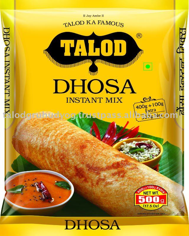 Instant indian dosa