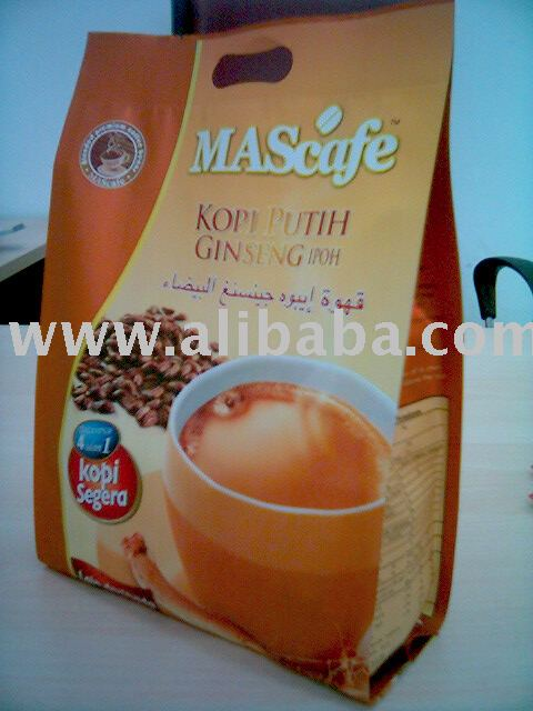 Premix 4 in 1 Ginseng White Coffee