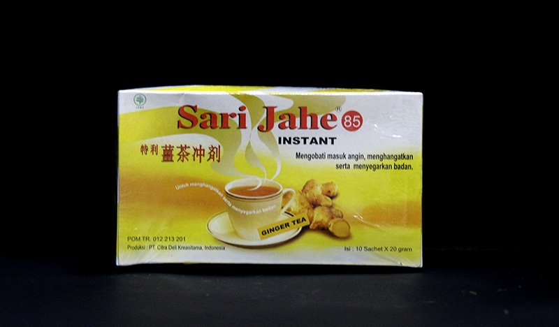 Sari Jahe 85 Instant Drink-Ginger Drink (Box)