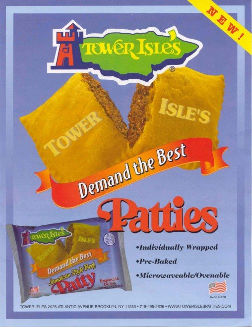 Usa Airport Vending Jamaican Patty