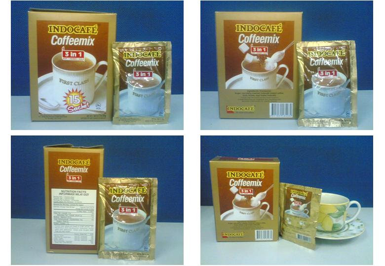 Indocafe Coffee Mix 3 In 1