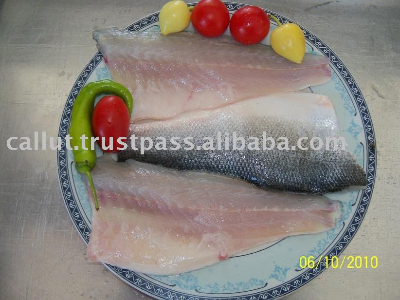 Sea bass fresh chilled single fillets products turkey sea for Turkish sea bass recipe