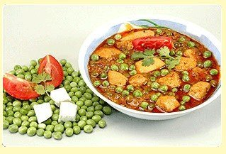 fast food           Mom's Pride ready to eat presents Mutter Paneer