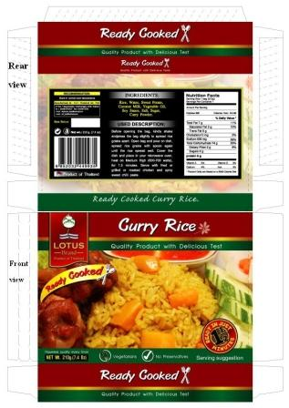 How to cook curry rice