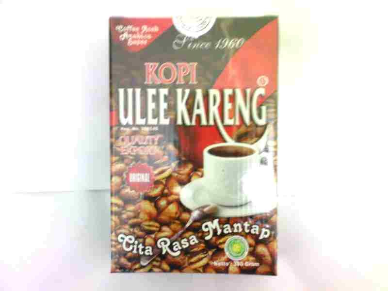 Green Aceh Coffee 300 gr Modern package