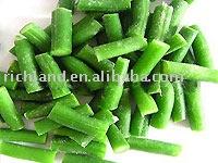 Frozen(IQF) Green Bean Cut(Whole)