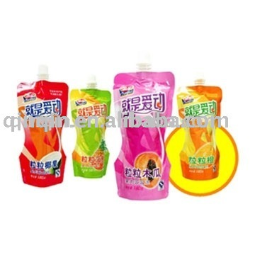 with real fruit juice Jelly drink