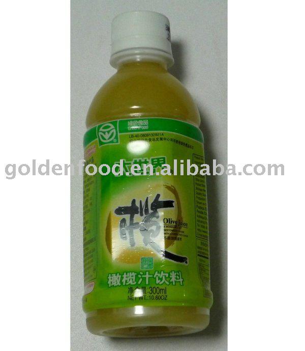 Olive juice drink