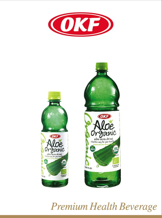 OKF Organic Aloe (Round)