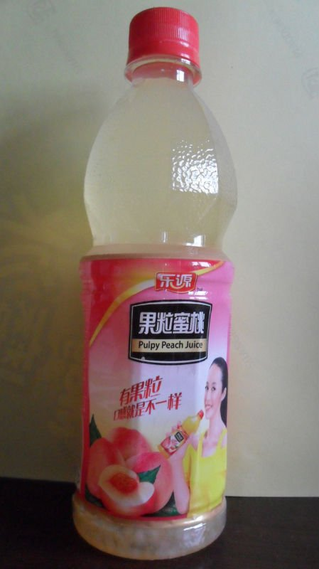 Pulpy Peach Juice