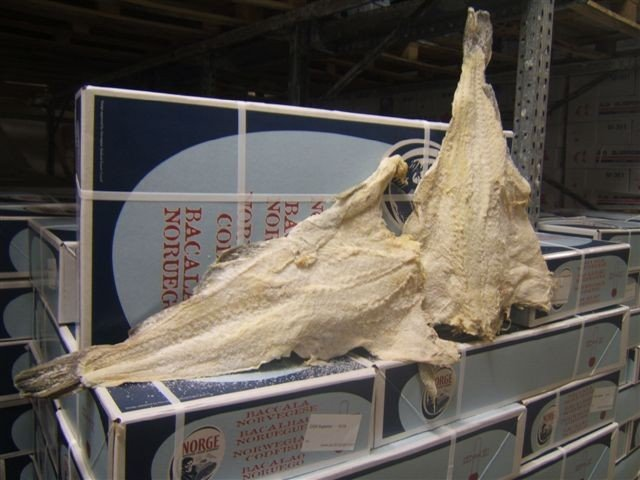 Dried salted cod and saithe fish bacalhau products south for Where to buy salted cod fish