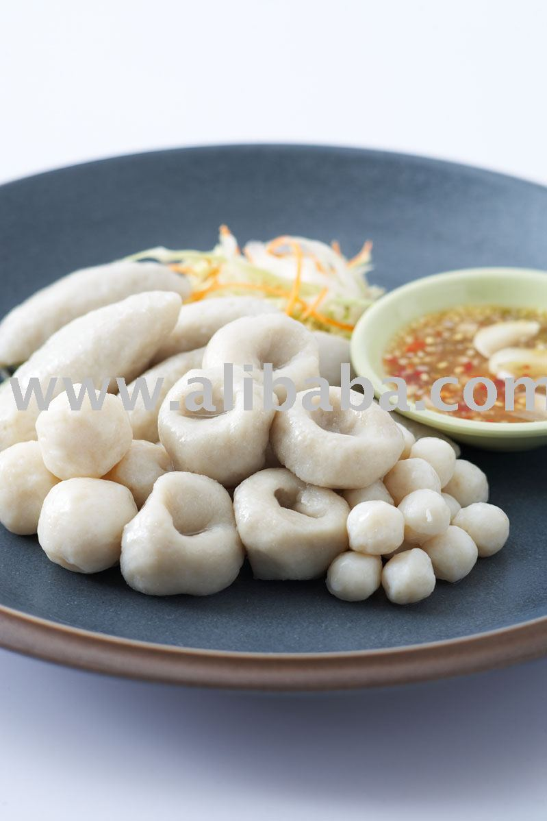 Thai Panga Fish Ball