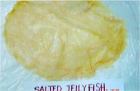 Dry salted Jelly Fish