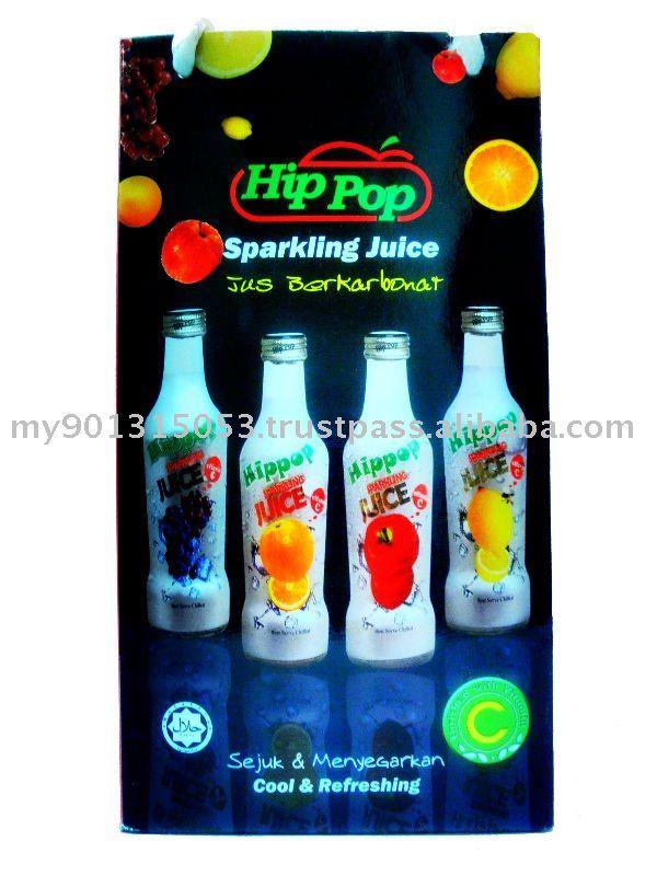 Grape Sparkling Drink